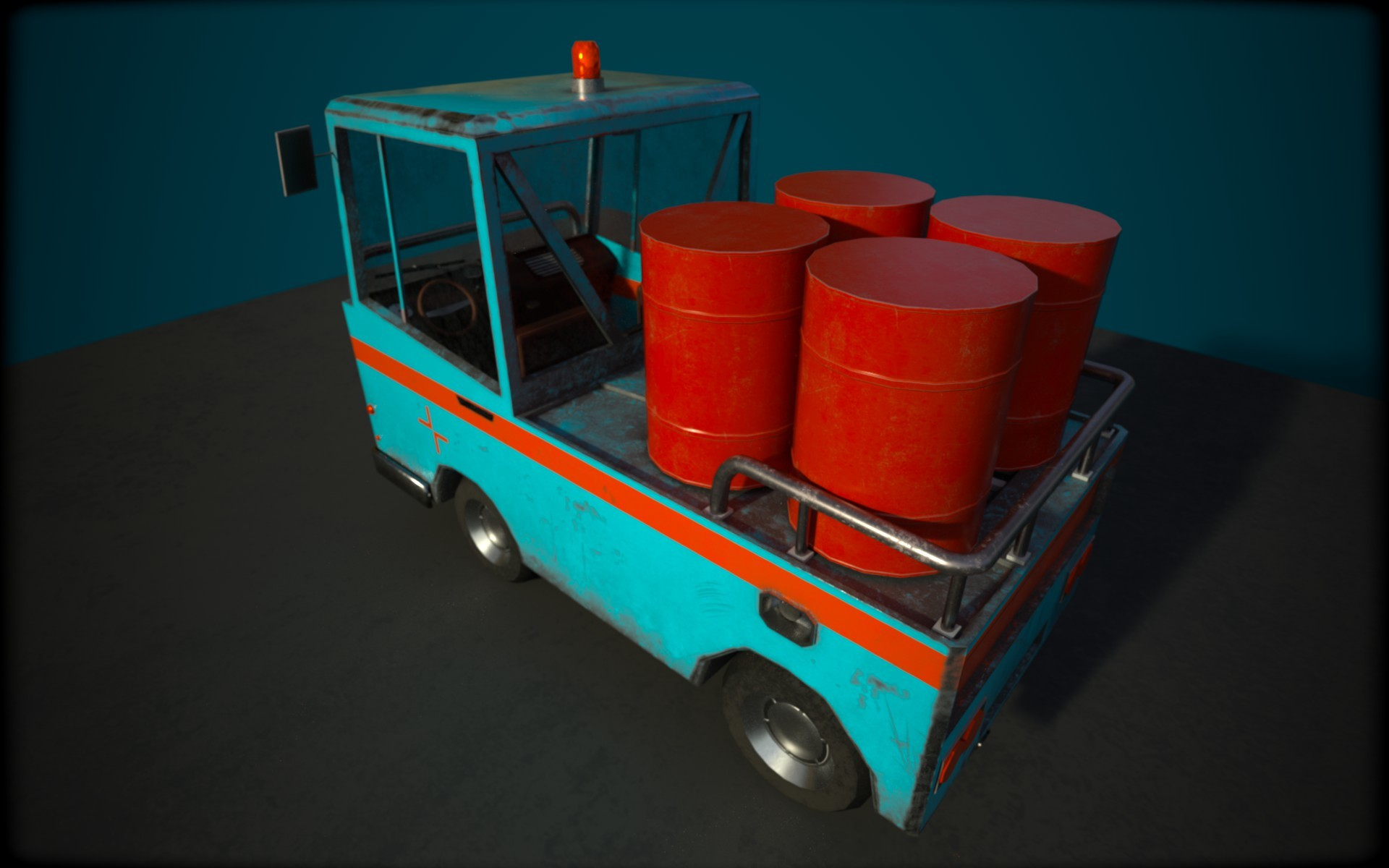 Dani palacio santolaria little truck 02