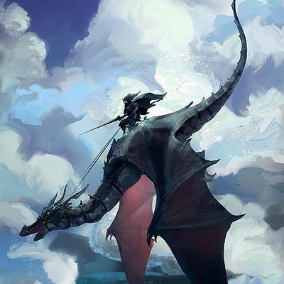 Yaroslav golubev dragon fly1
