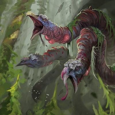 Todd ulrich turkeyhydra
