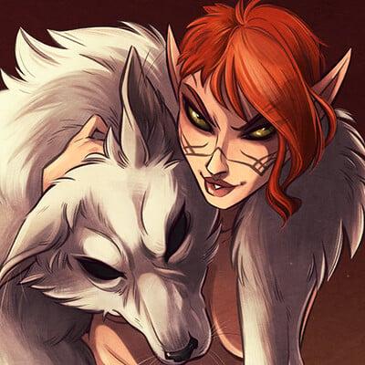 Shamine king wolf among us da