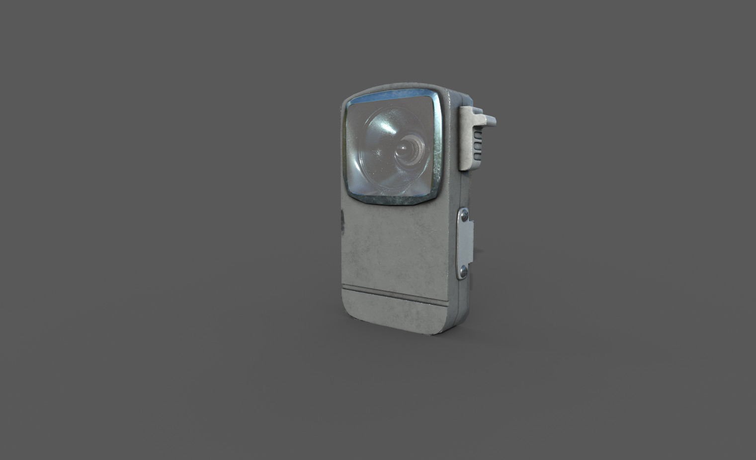 This version of the flashlight is the base.