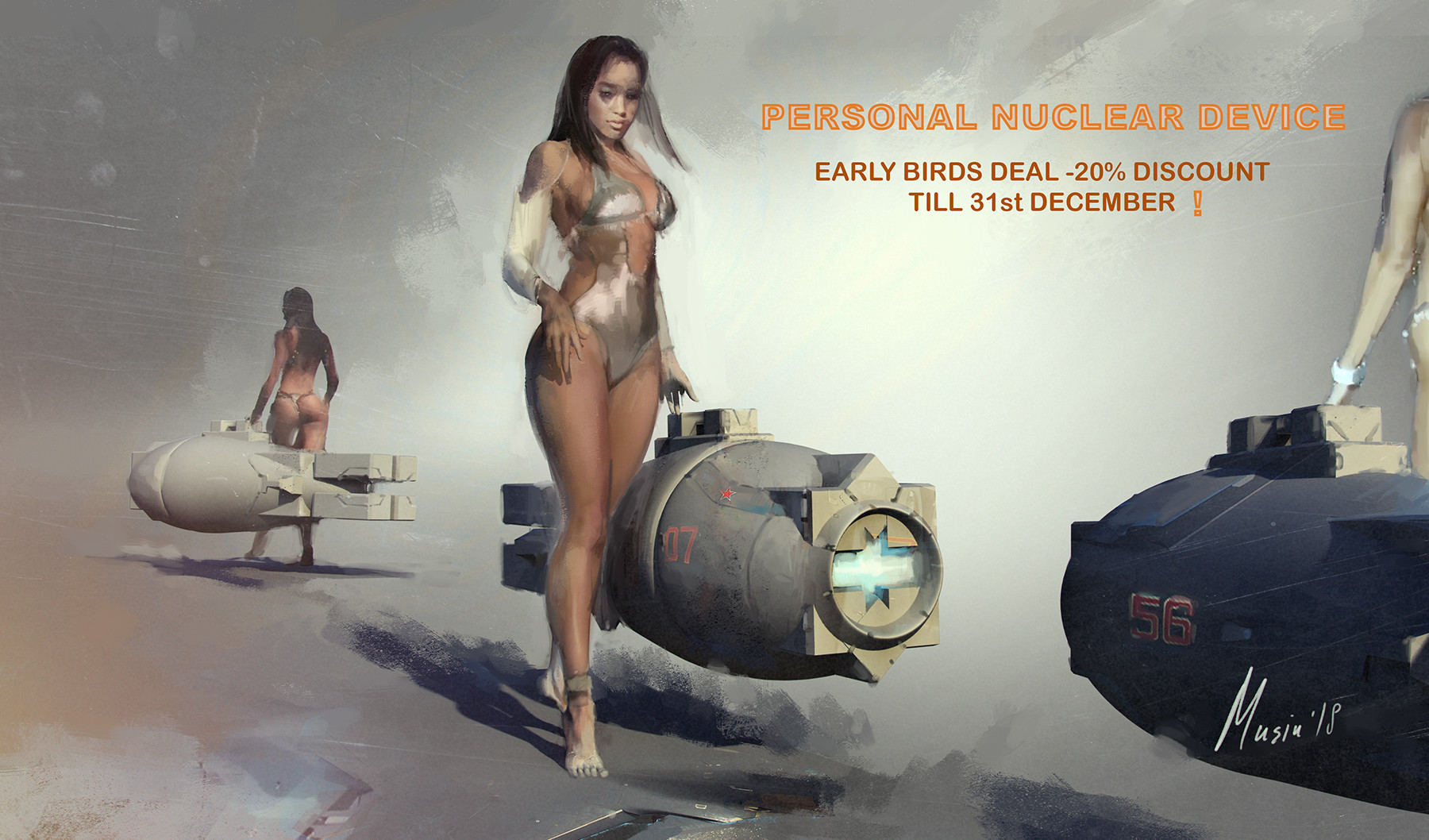Sergey musin personal bomb