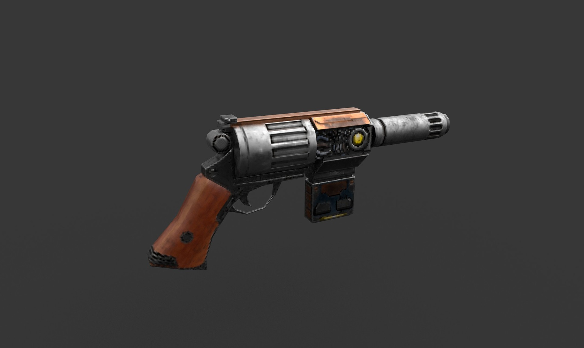 256x256 Textures Resolution Render. Approximate look of what will be in-game of SWG