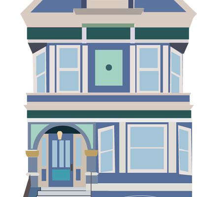 Doriane claireaux maison sf 1