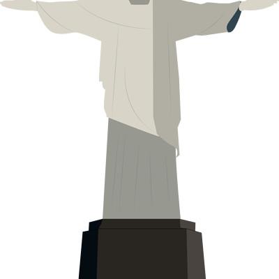 Doriane claireaux statue