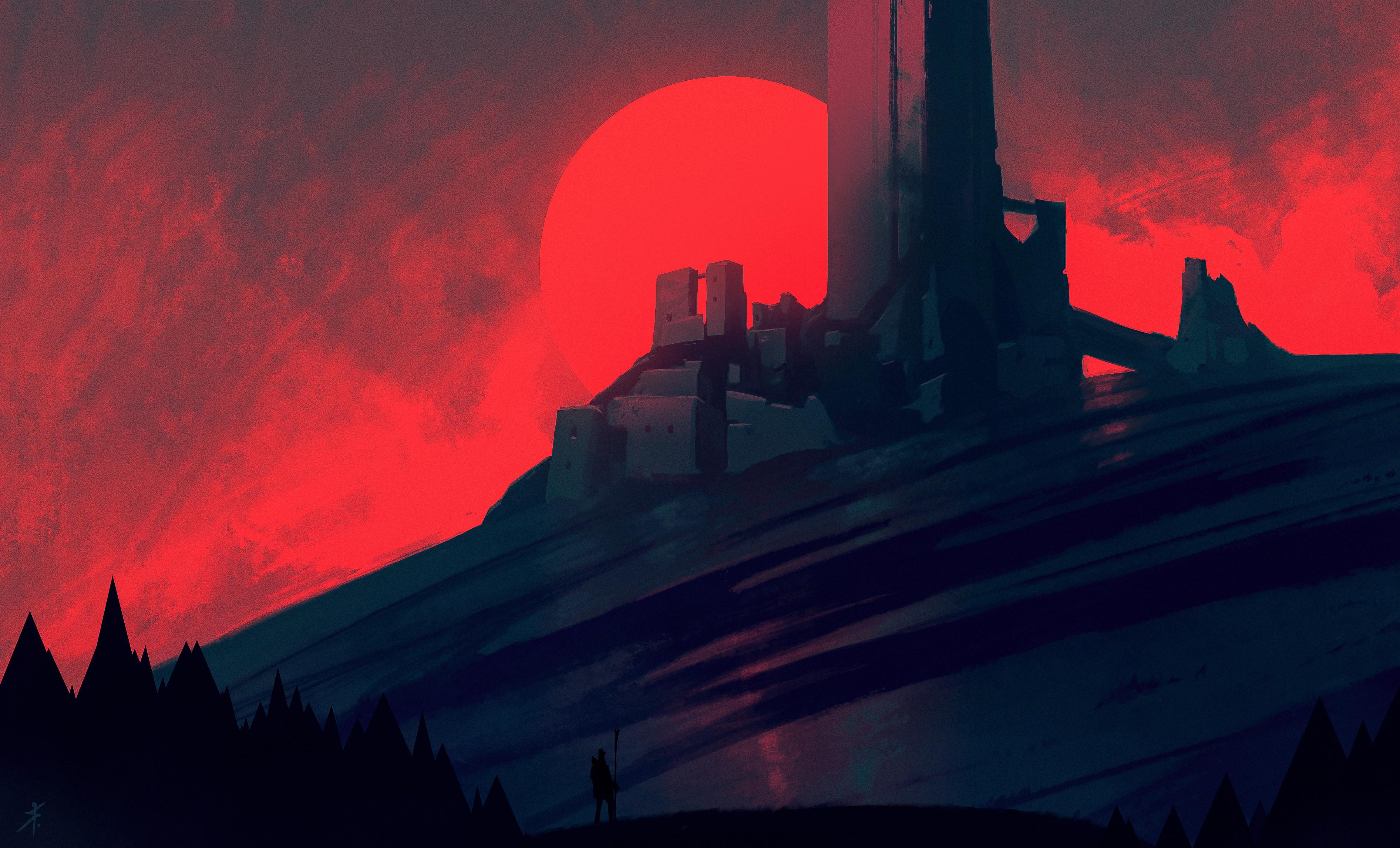 finished image