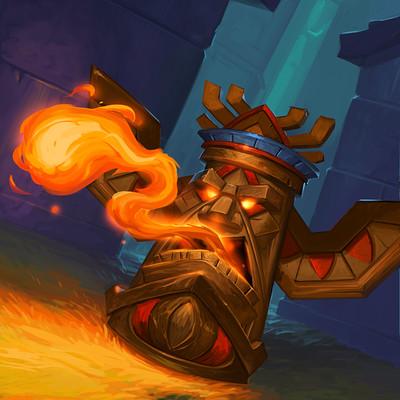 Ryan harasym flame totem
