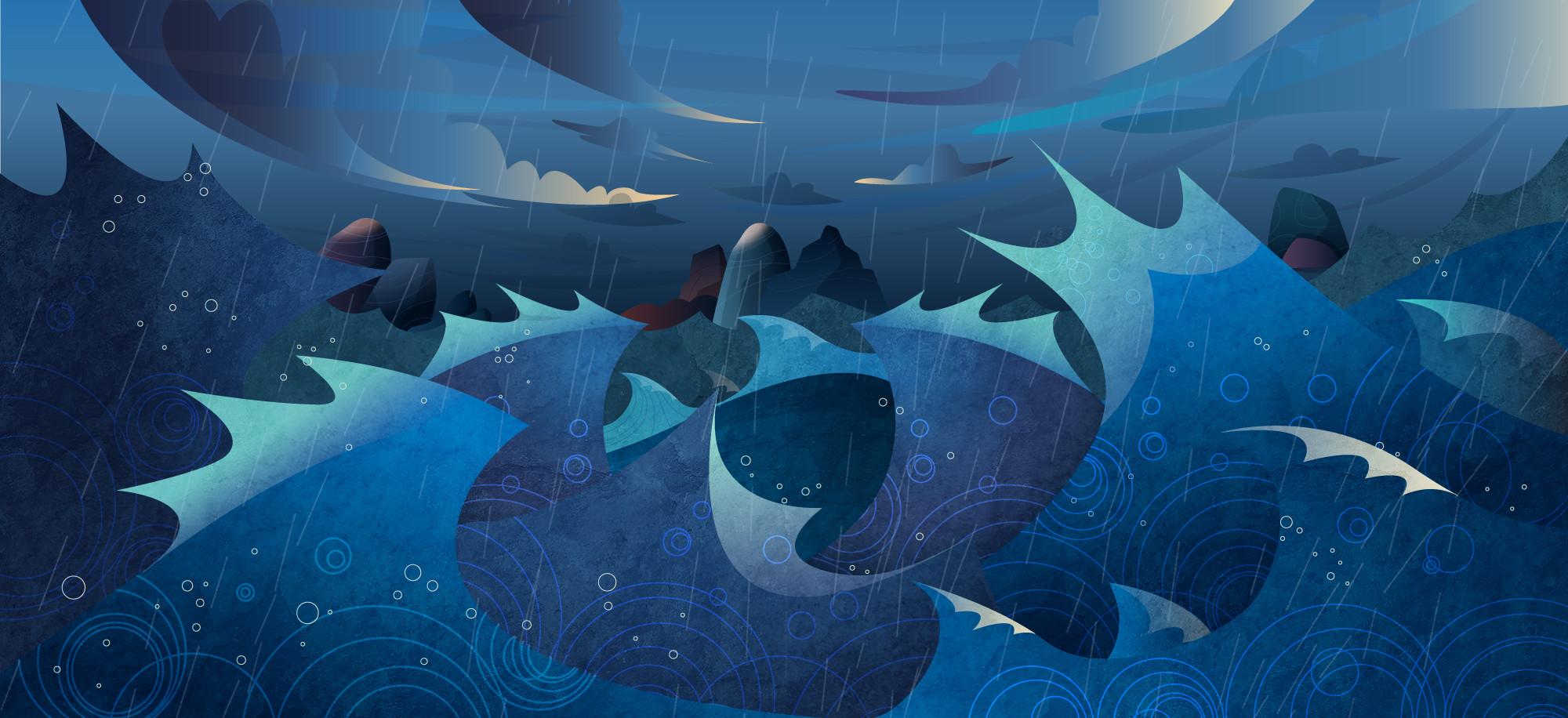 Sea concept