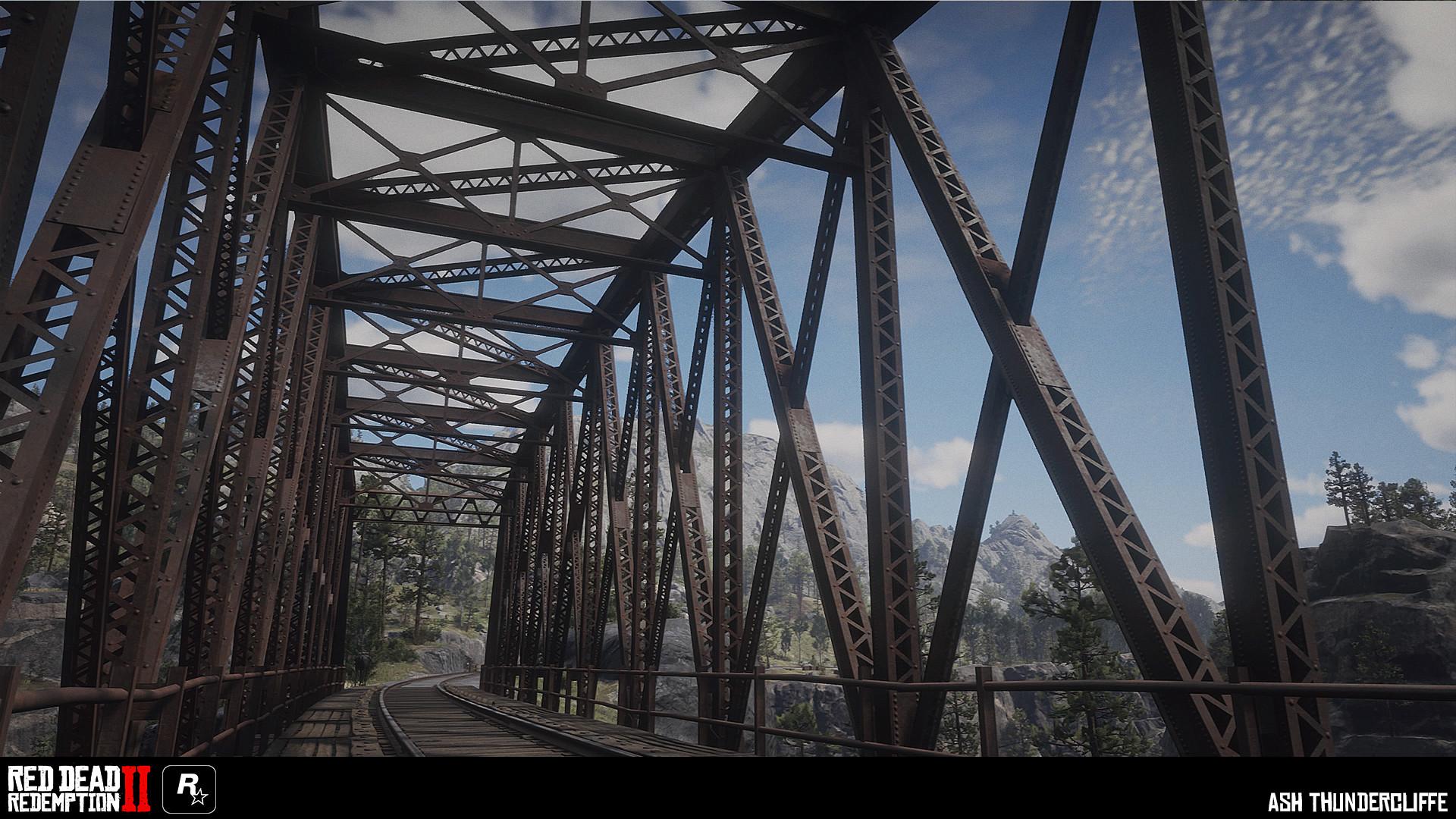 Ash thundercliffe bigl truss 1