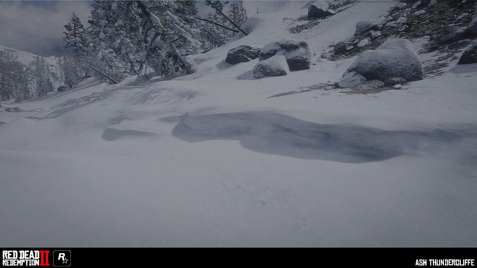 Ash thundercliffe snow 1