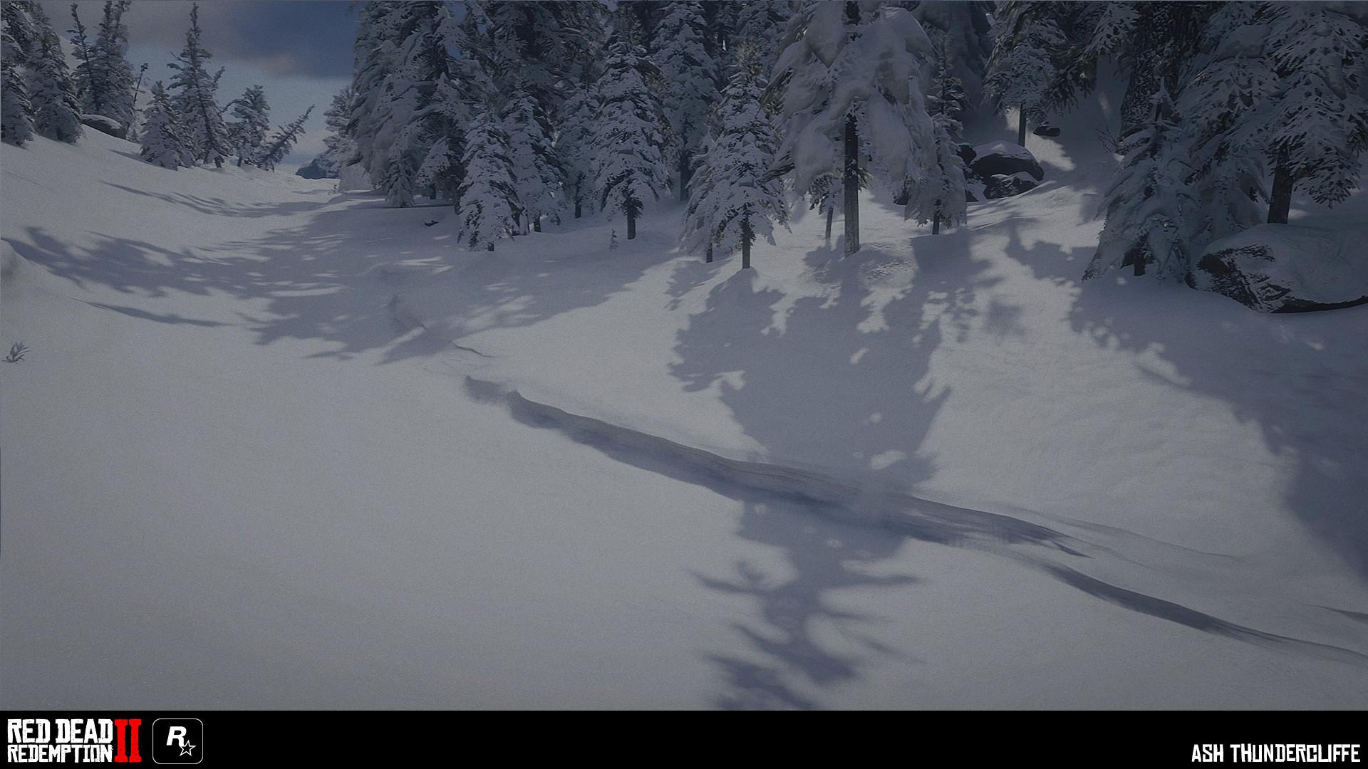 Ash thundercliffe snow 3