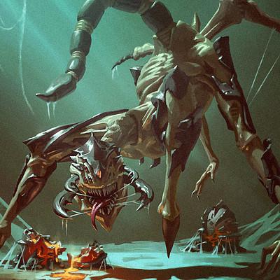 Morgan ketelaar jarass xanti creature 2v3