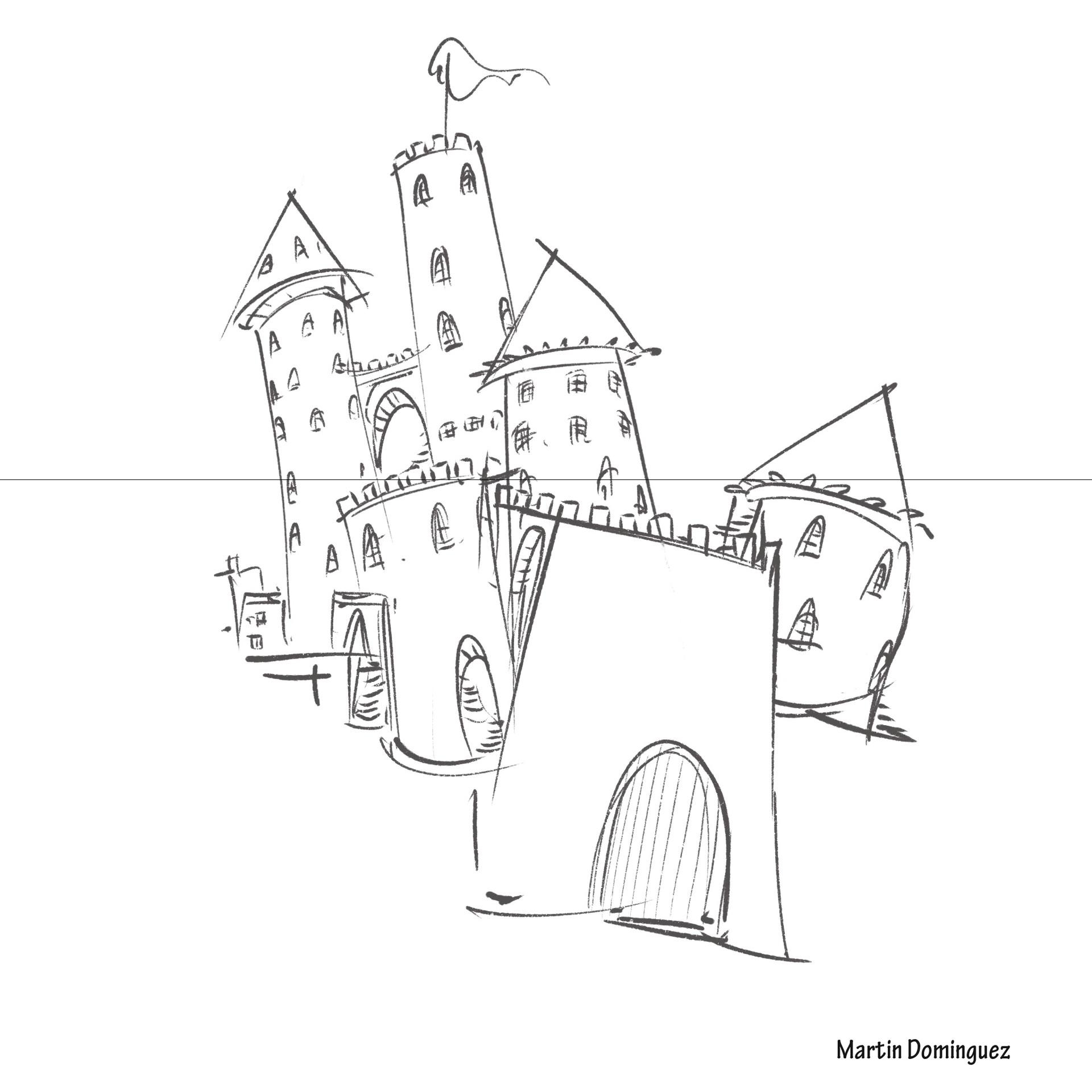 Laura martin dominguez castle