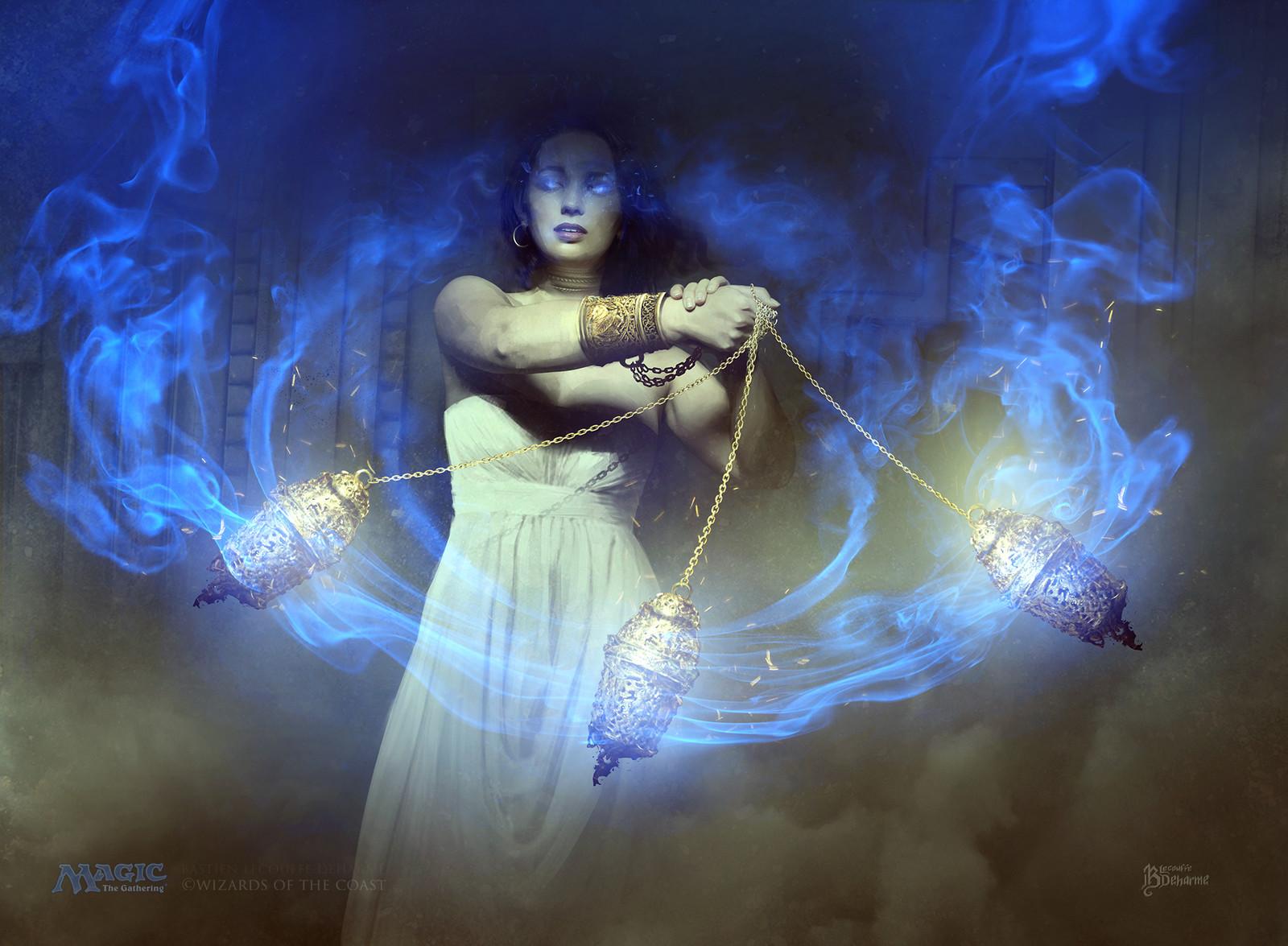 REVIVING VAPORS / Magic: the Gathering