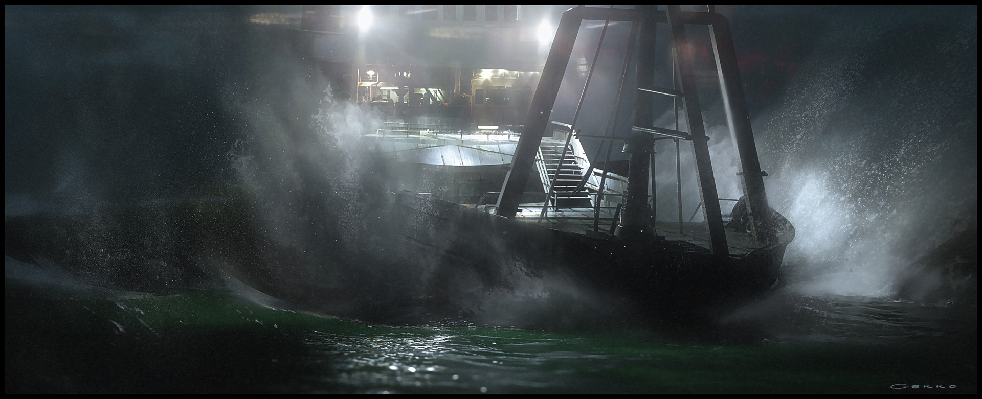 Nicolas gekko the abyss 21