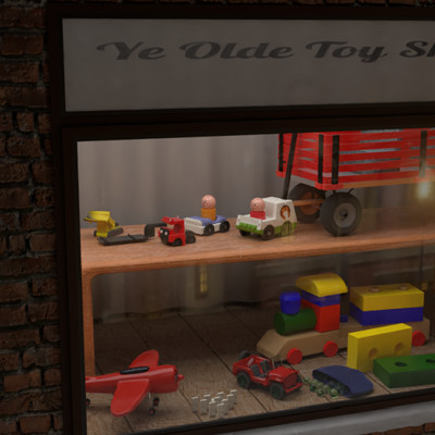 Tucker epp toy shop render