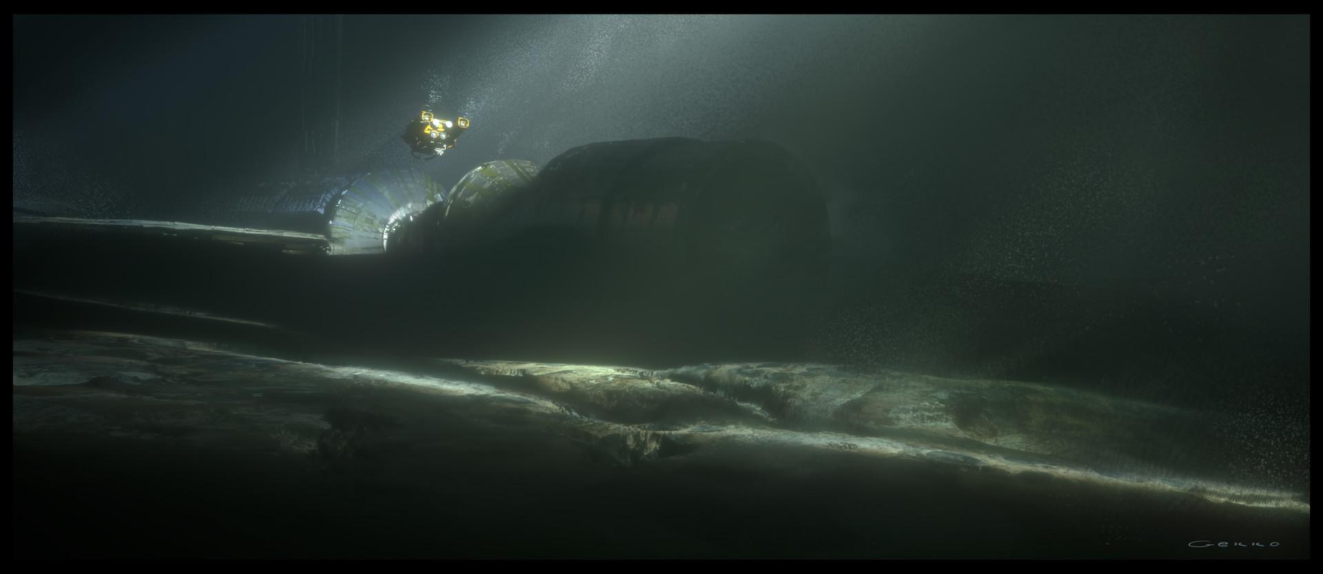 Nicolas gekko the abyss 5