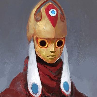 Yuan cui mask preview