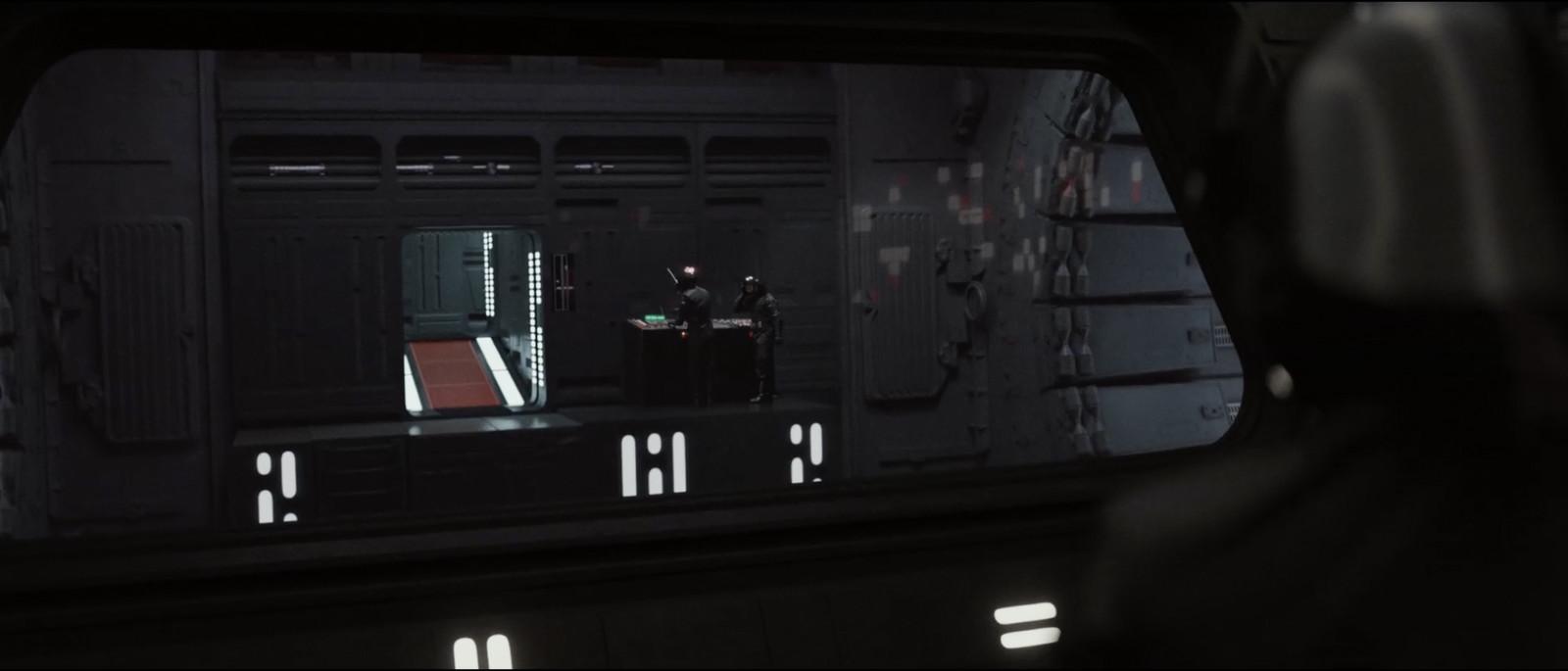 Final Rogue One frame