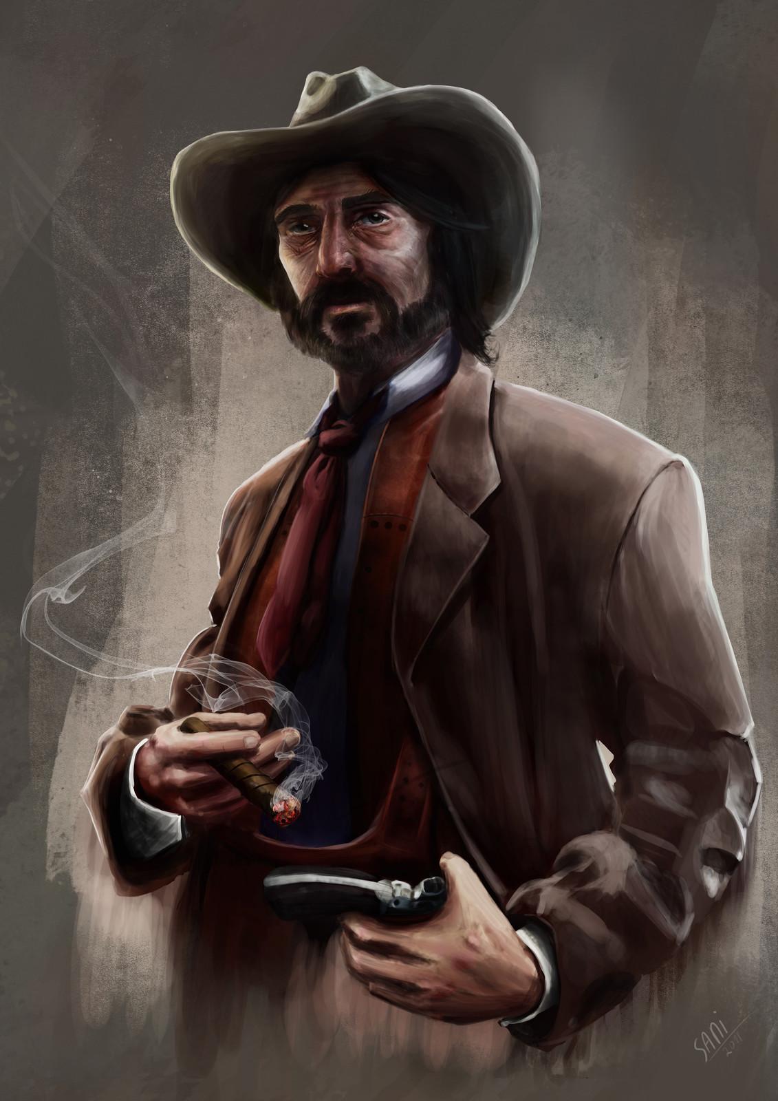 Dale The cowboy