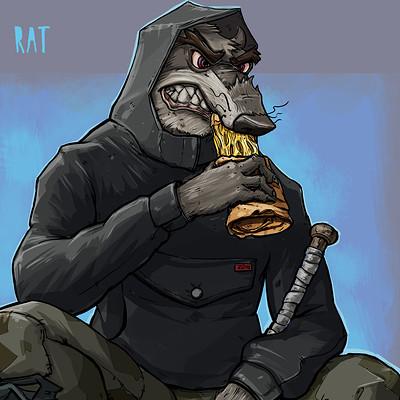 Yury volkov mutant rat 2018