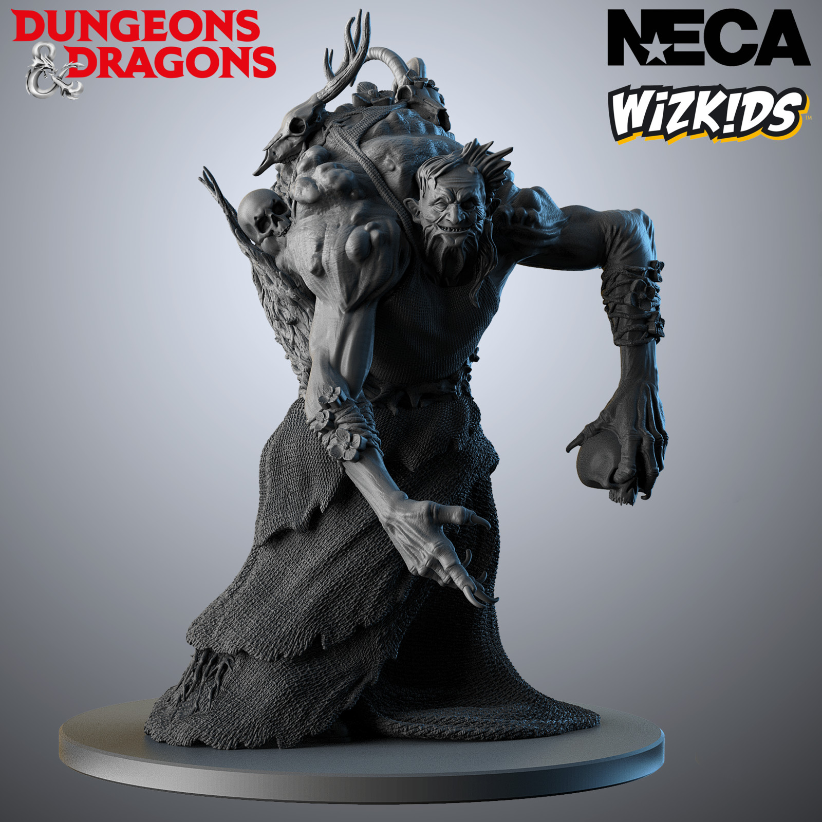 Dungeons and Dragons collectible miniatures - Annis Hag