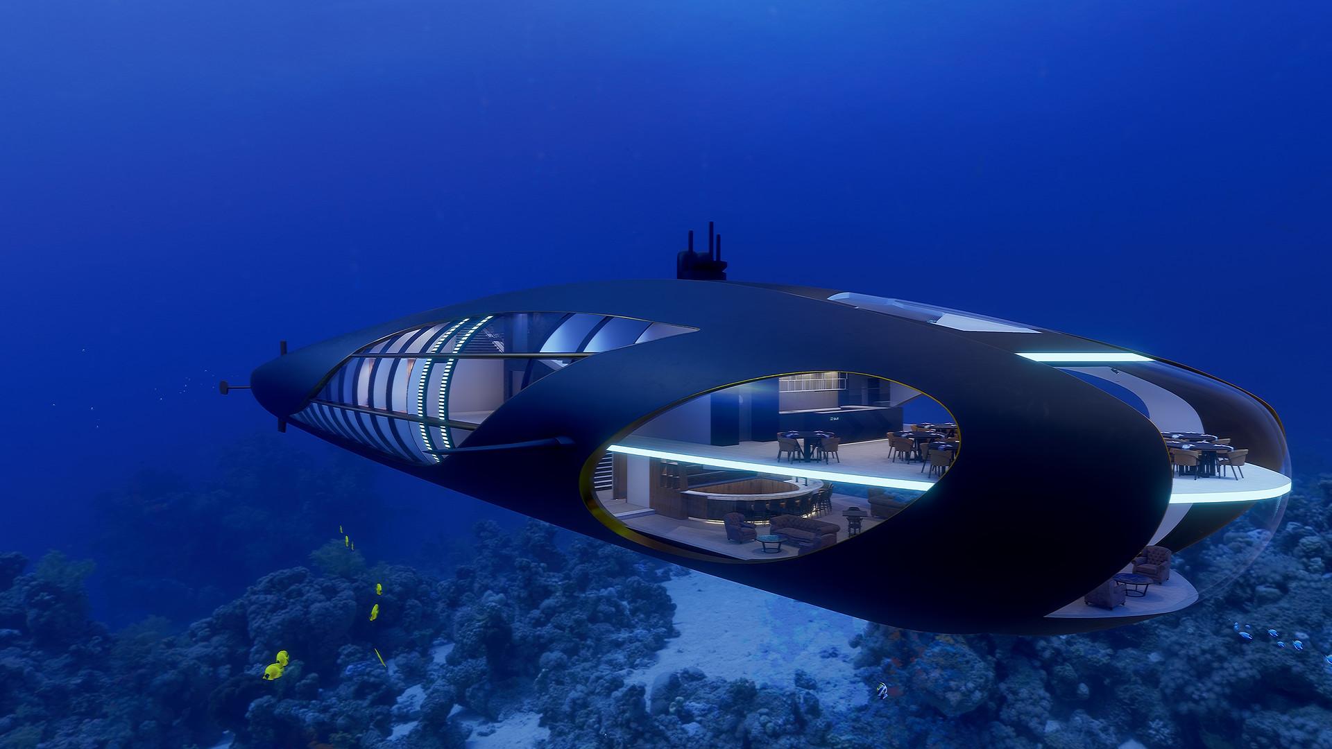 подводные дома картинки масштабная пластиковая