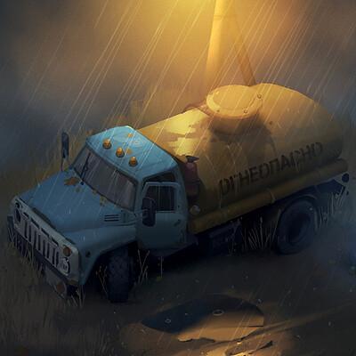 Evgeny kashin benzovoz rain final 1080