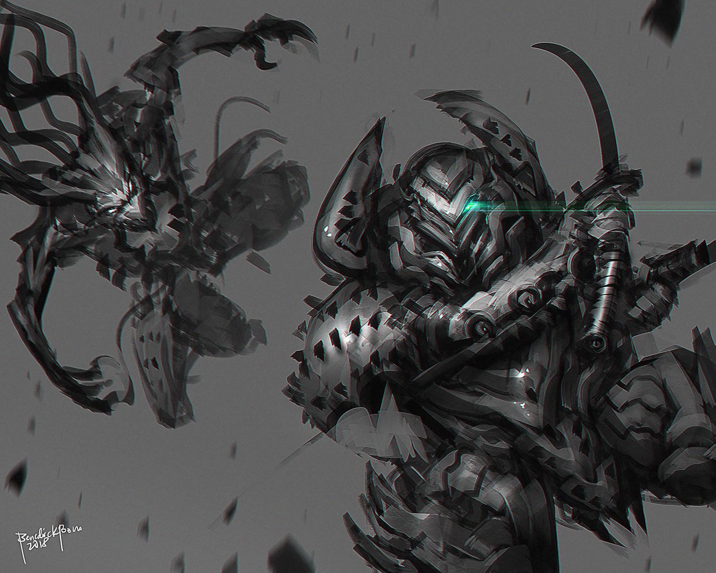 Benedick bana monster slayer2 lores
