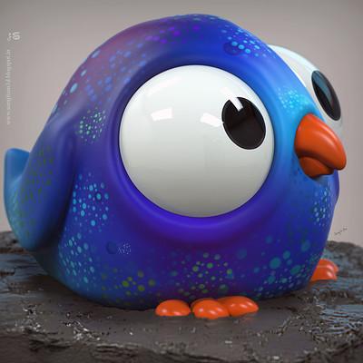 Surajit sen bobo bird by surajitsen 25112018