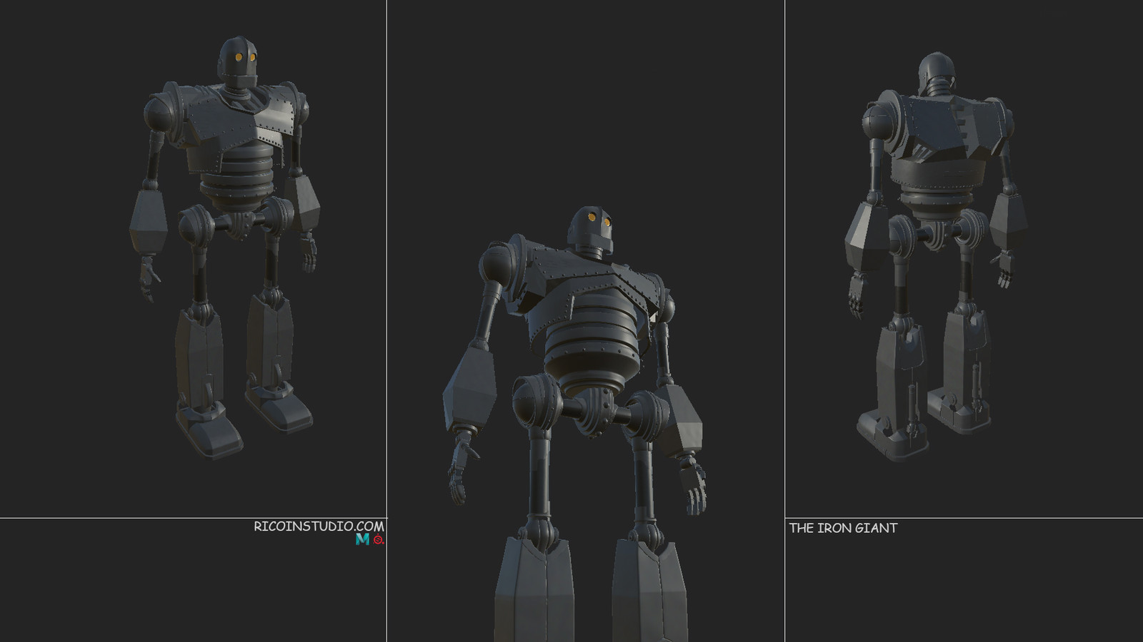 The Iron Giant - Preview