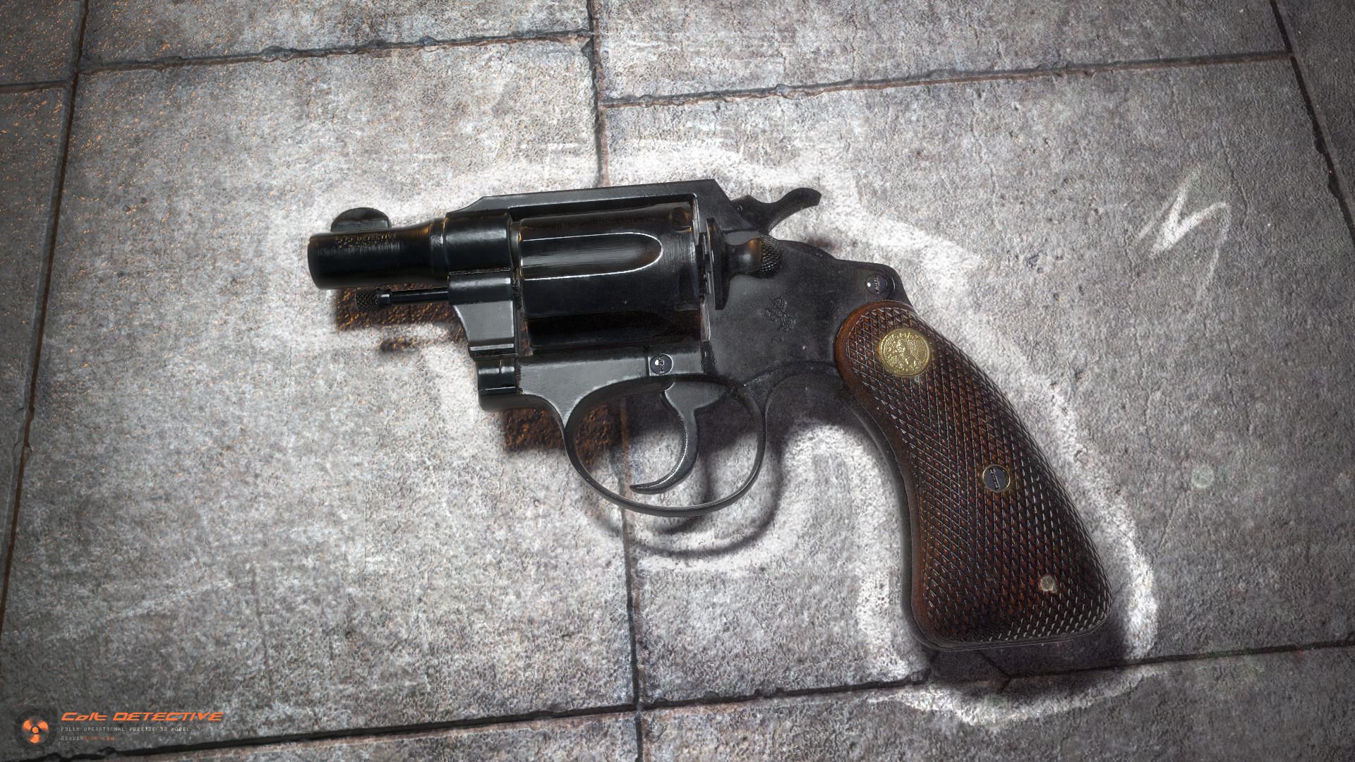 Renderdock studio colt detective 10 1