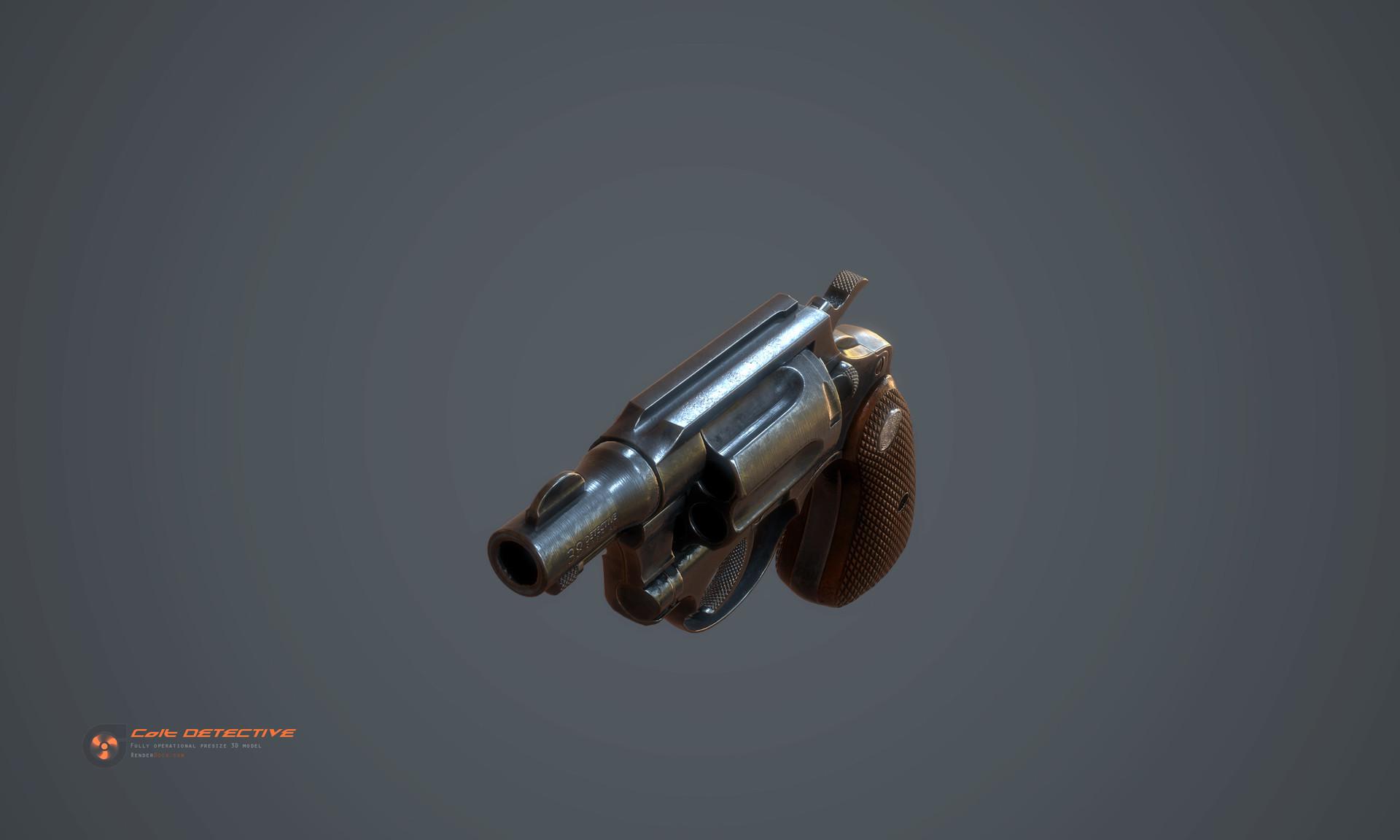 Renderdock studio colt detective 01 1
