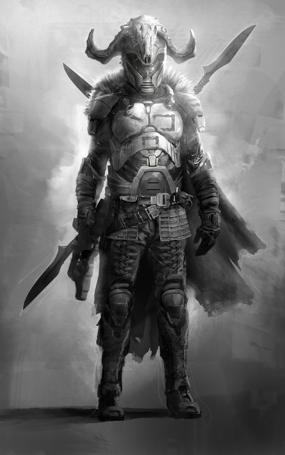 Daren horley bounty hunter
