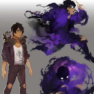 Xiao tong kong character sheet iris