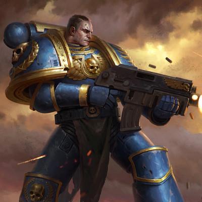 Anton solovianchyk solovianchyk warhammer