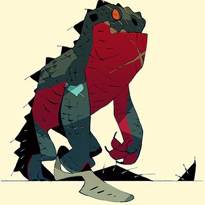 Satoshi matsuura 2018 11 20 iguana man s
