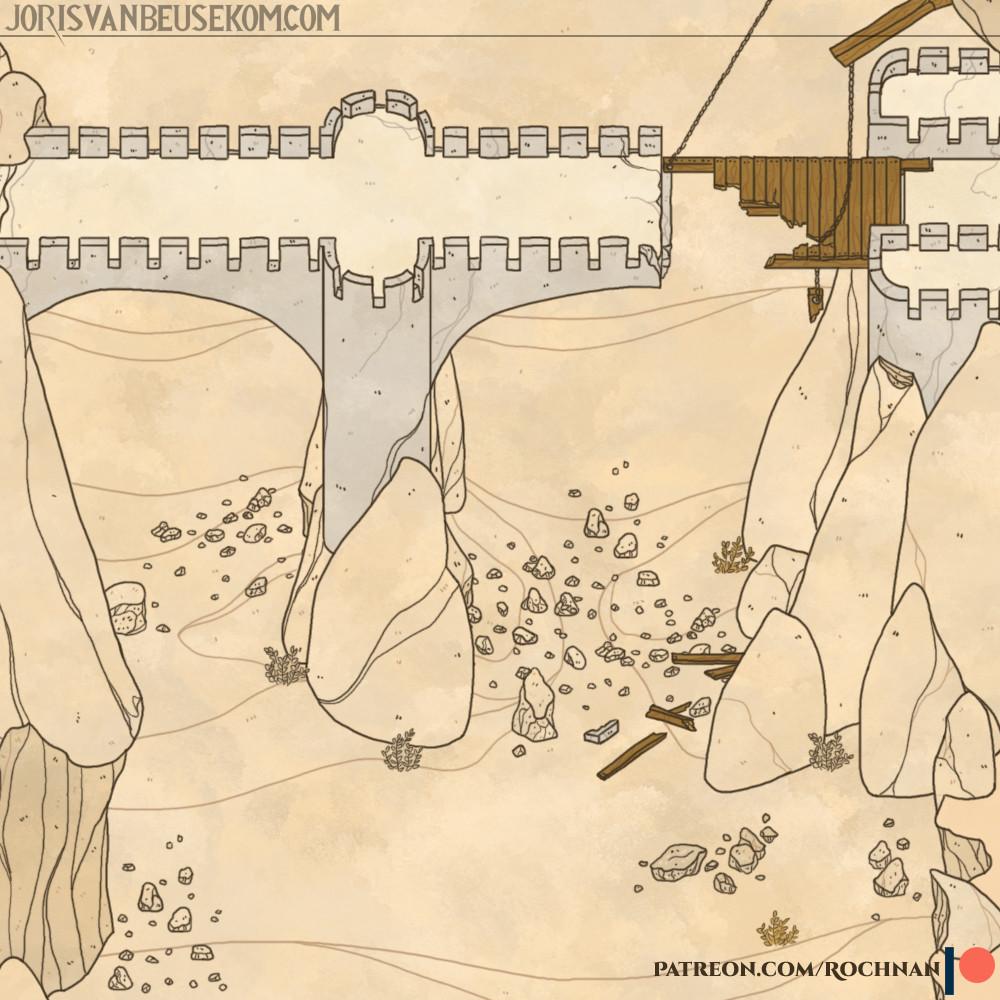 Joris van beusekom akkerberg canyons ig2