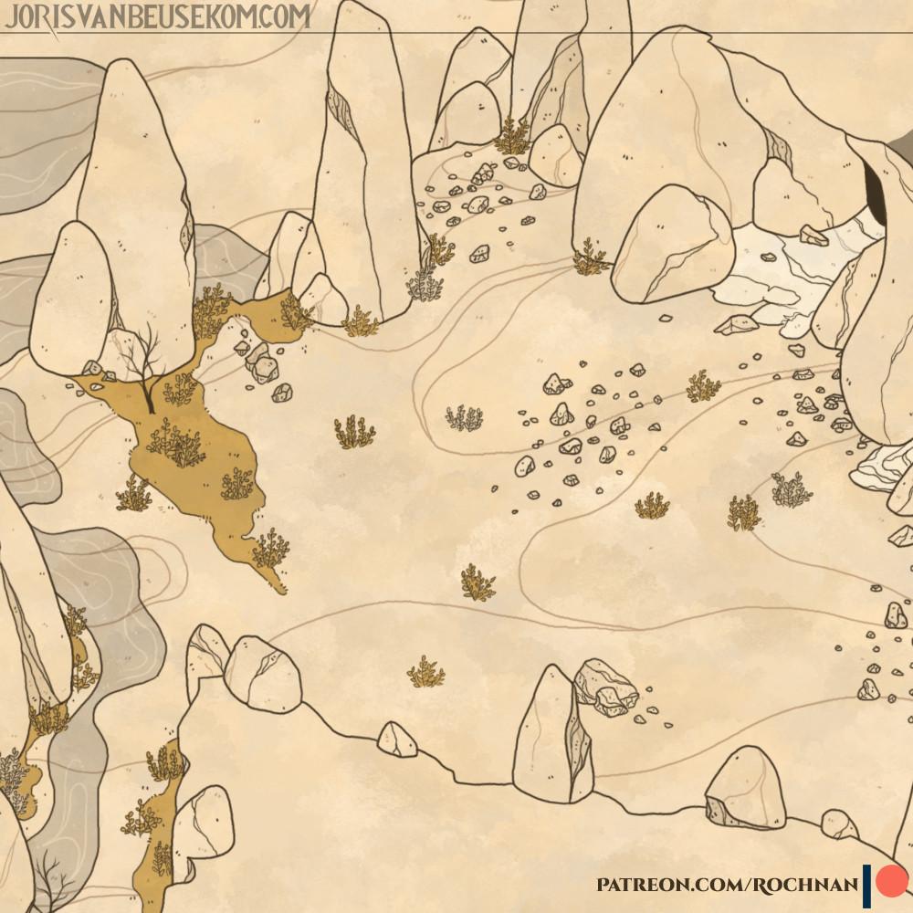Joris van beusekom akkerberg canyons ig3