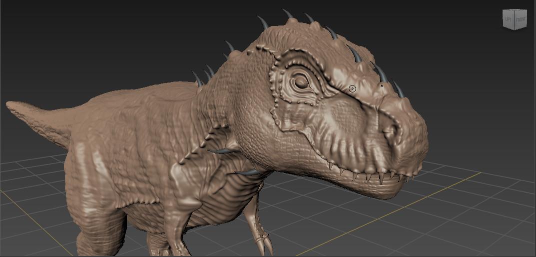 Mature tyrannosaurus rex