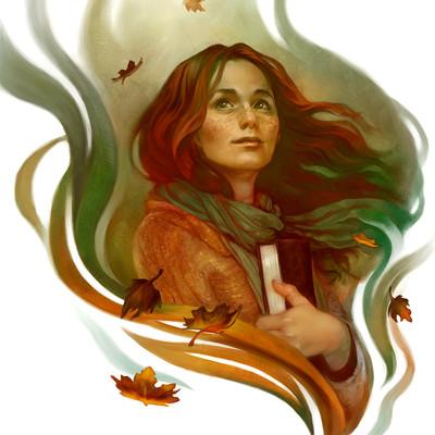 Francesca resta autumn nijiart