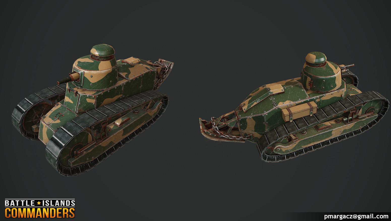 Pawel margacz pawel margacz lighttank2