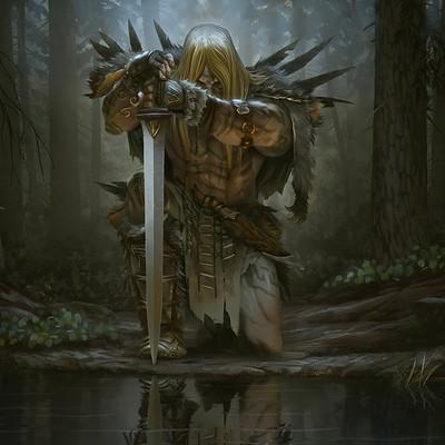 Magnus noren the prayer3