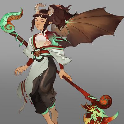 Xiao tong kong demon