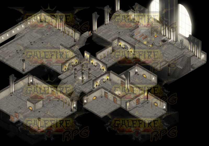 Michael rookard galefirerpg dungeonpack1 cathederalf2 build your own