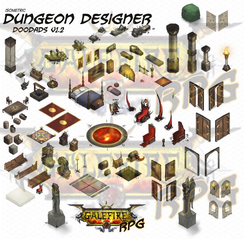 dungeon designer doodads