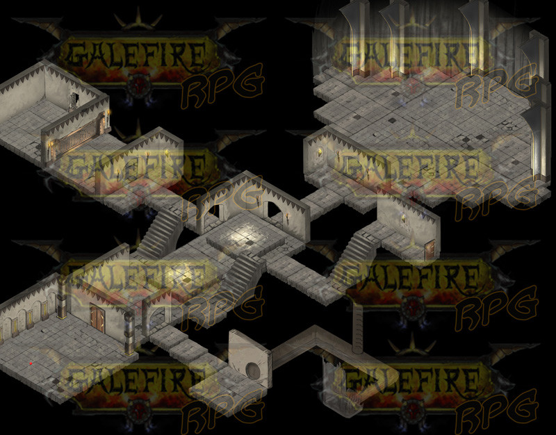 Michael rookard galefirerpg dungeonpack1 cathederalb1 build your own