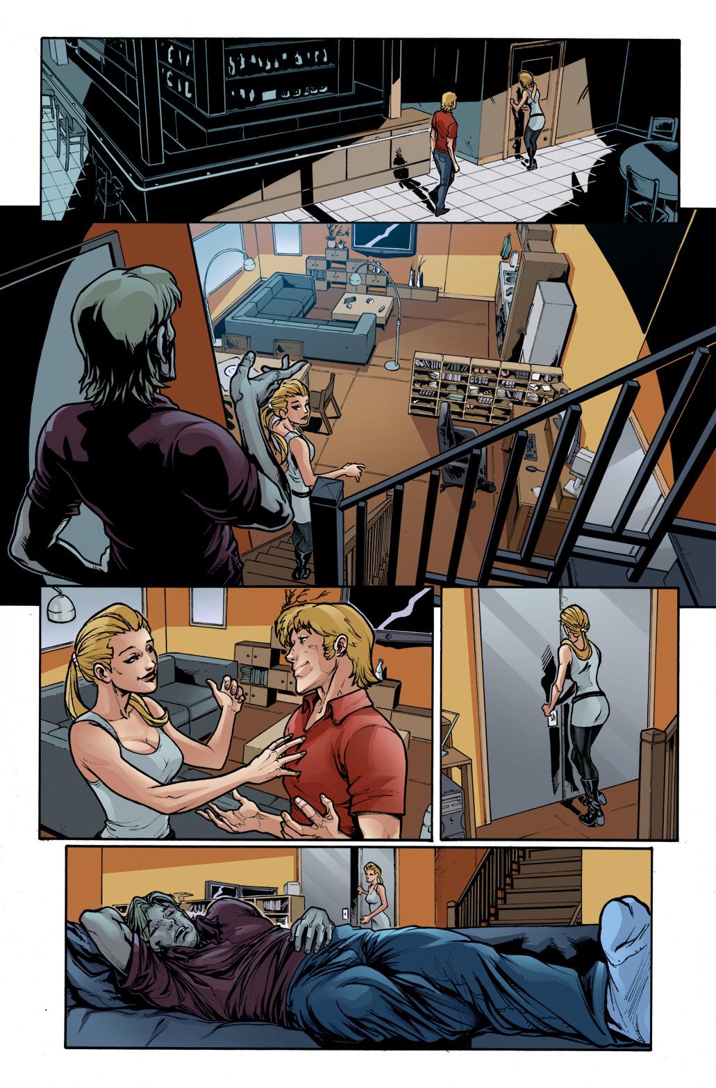 3 GUNS - #1, page 20
