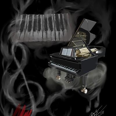 Andre smith piano soul low rez