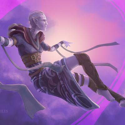 Adela quiles goddess